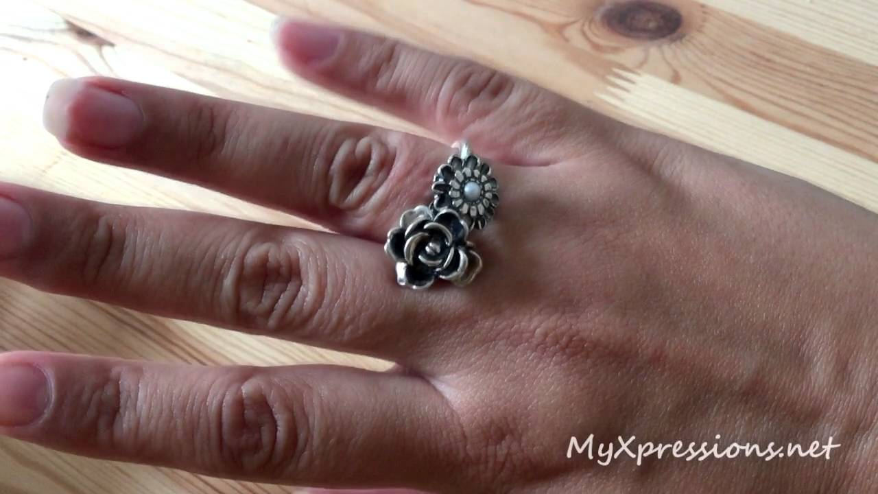 Trollbeads Ring of Change How To - YouTube 4fb5c3012028