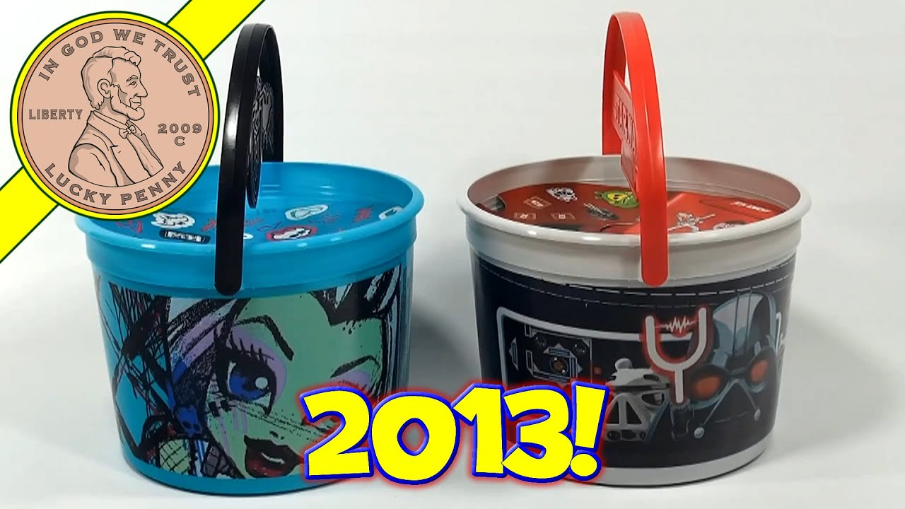 2013 McDonald's Halloween Happy Meal Buckets - Monster High ...