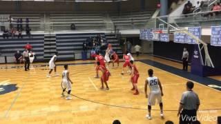 Curtis Allen 2016 - Highlights South San Antonio vs Corpus Christi Ray 1/15/16