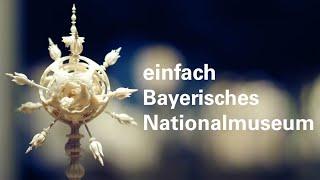 Bayerisches Nationalmuseum | einfach München