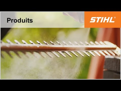 Taille haies batterie hsa 45 stihl youtube for Taille haie stihl a batterie