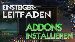 AddOns Installieren, Sicherheit und Bugs ★ World of Warcraft Einsteiger    WoW ✗