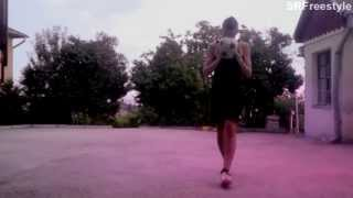SR Football Freestyle' Várpalota 2013 ► My new trick: Touzani Around the World HD
