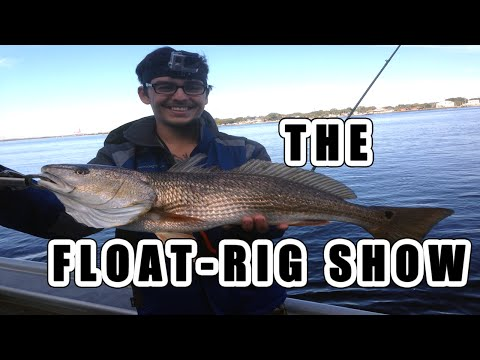 "Jettywolf Live; ""THE FLOAT-RIG SHOW"", Jacksonville Fishing"