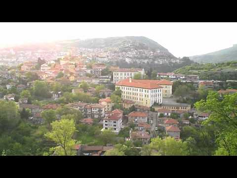 Bulgaria Travel - Veliko Tarnovo from different angle