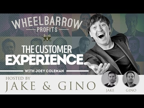 Wheelbarrow Profits Podcast, with Jake and Gino
