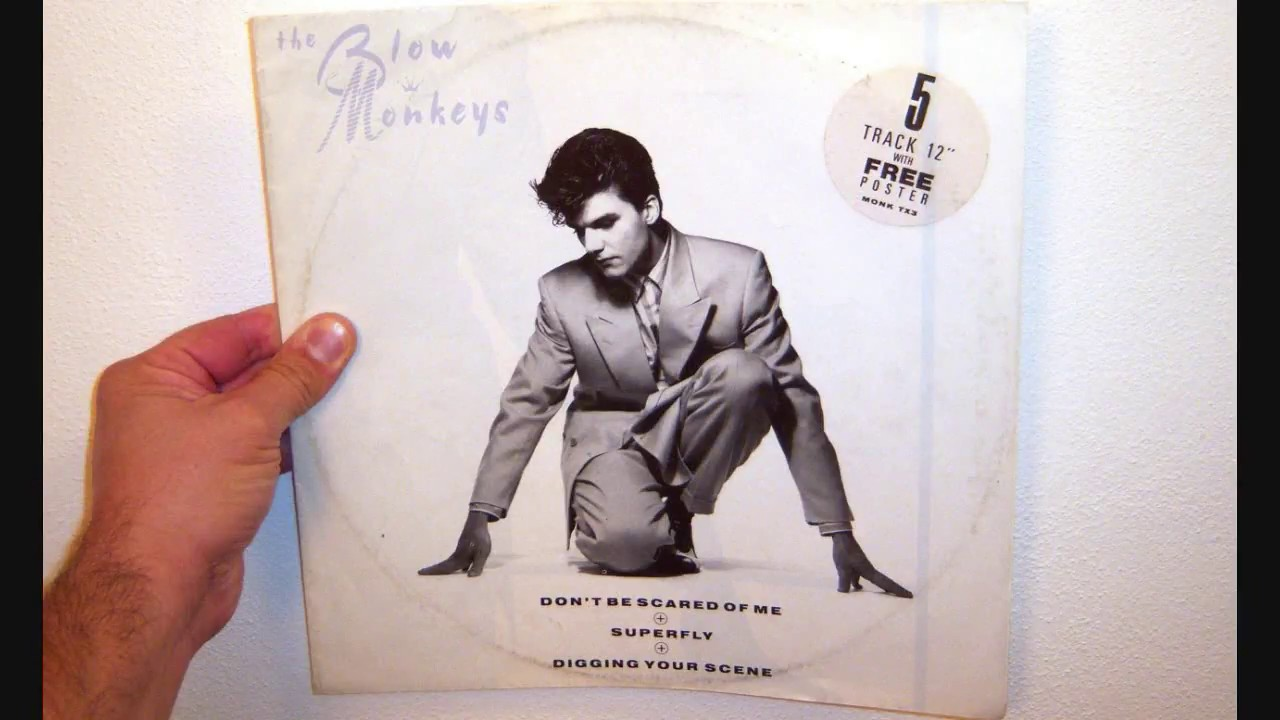 Blow Monkeys - Digging your scene (1986 Scat mix)