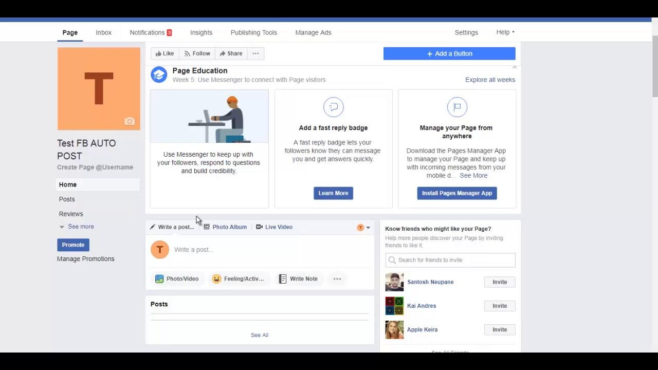 Accesspress Social Auto Post - (Facebook Mobile API Configuration)
