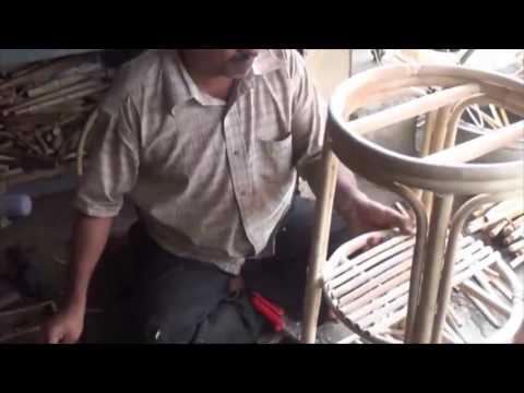 Cane And Rattan Furniture - Mysore