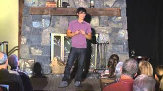 Thoughts become Reality: Jeff Mah at TEDxCanmore