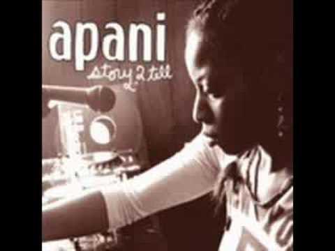 Apani B FLY - No Matter
