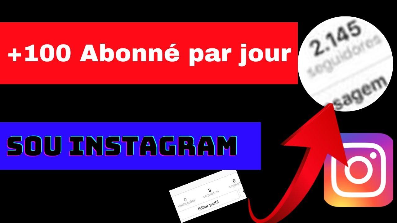 Download koman pou gen anpil abonné sou instagram