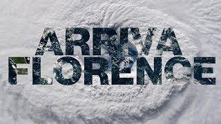 L'uragano Florence minaccia l'America - Timeline