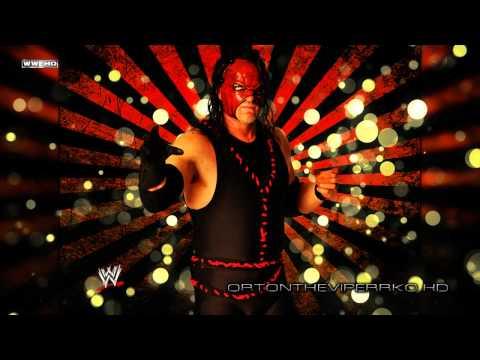 WWE 2012: Masked Kane New Theme Song -