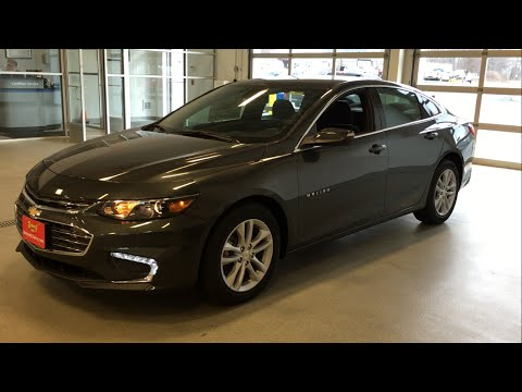 2016 Chevy Malibu 1LT Review