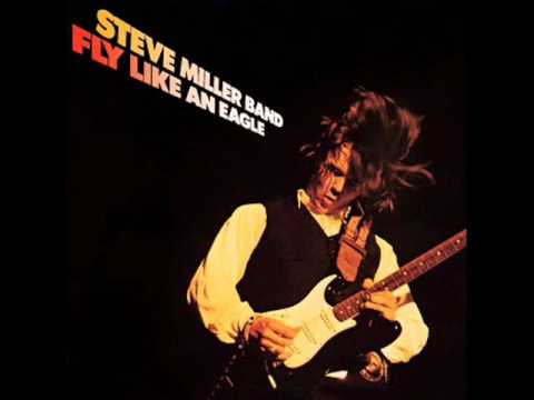 Space Intro / Fly like An Eagle - Steve Miller Band