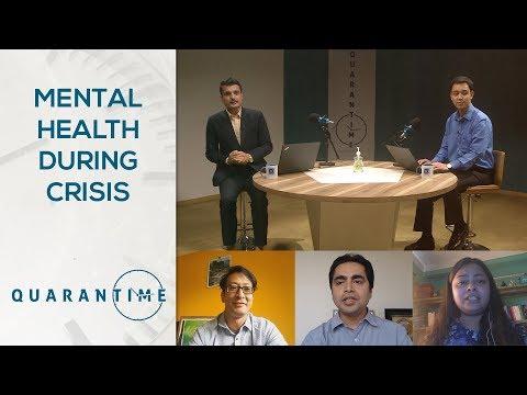 Mental Heath During Crisis | Quarantime - Episode 01 | 08 April 2020