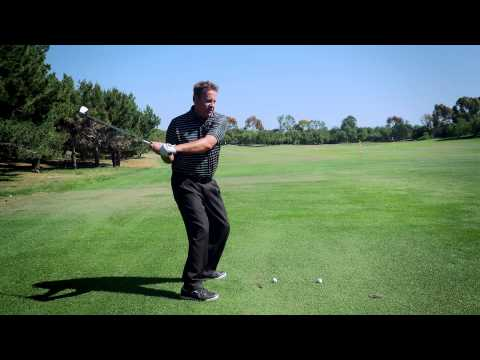 how to get to left side in golf swing