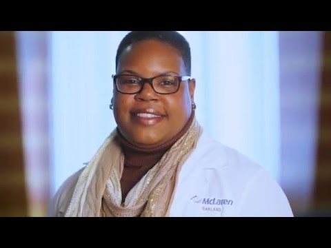 Meet Calandra Anderson, Chief Nursing Officer and Baker Grad