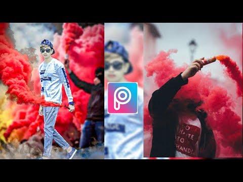Full Download] Smoke Bomber Special Photo Editing Picsart Picsart