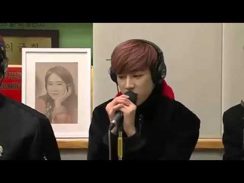151124 KISS THE RADIO GOT7 - 고백송(Confession Song) LIVE by플로라
