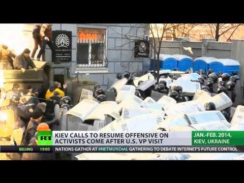 Operation Restart? Kiev