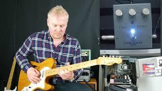 Free The Tone - String Slinger overdrive pedal full demonstration