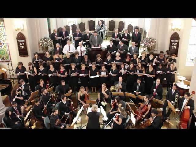 Cantata Sinfonia de Louvor - IPUSP - [02/10] - Santo, Santo, Santo és Tu Senhor