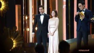 Video 2015-12-31 2015 SBS Drama Award Joo Won Kim Tae Hee - Best Couple download MP3, 3GP, MP4, WEBM, AVI, FLV Februari 2018