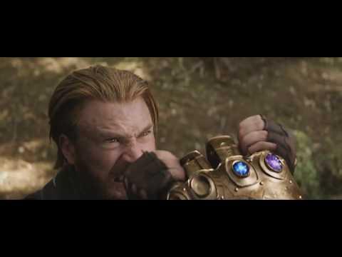 Trailer Avengers Infinity War Español