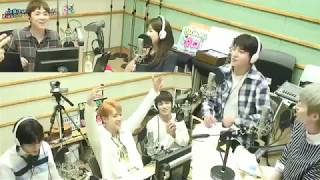 Video [ENG] 170623 Lee Hongki's Kiss The Radio with DAY6 & Lee Si-eun download MP3, 3GP, MP4, WEBM, AVI, FLV Desember 2017