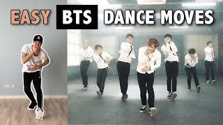 How To Dance Like BTS (방탄소년단) For Beginners | Step By Step Dance Tutorial | Learn How To Dance