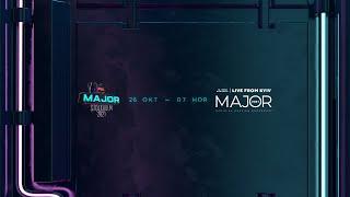 День 2 I Запись игр I Стрим А I PGL Major Stockholm 2021 I PGL Major Stockholm 2021