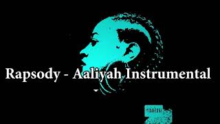 Rapsody - Aaliyah Instrumental Loop (Remake by YBF Productions)