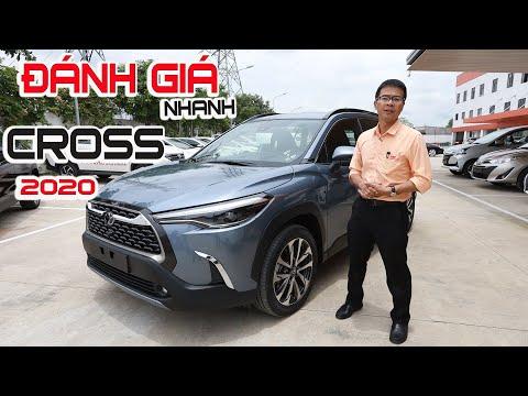 TOYOTA CROSS | Review nhanh Corolla Cross 1.8V - liệu có đáng tiền? | Thái Lớn Toyota