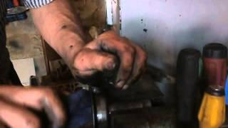 видео Подшипник первичного вала КПП ВАЗ 2107 - замена своими руками не разбирая коробки