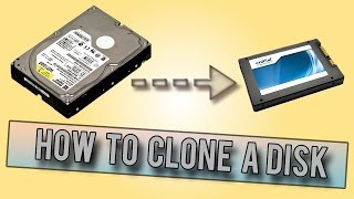 How to Clone your OS Drive - HDD to SSD & Vice-Versa