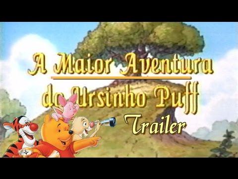 Trailer do filme A maior aventura do Ursinho Puff