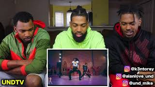 ALIYA JANELL CHOREOGRAPHY | BLAC YOUNGSTA - BOOTY (REMIX) [REACTION]