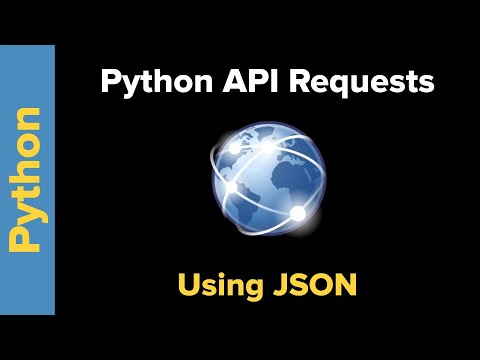 How to Access Web APIs using Python Requests and JSON