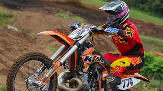 BATTLE: 250 A Motos - Boyesen 2 Stroke Shootout | Sleepy Hollow MX