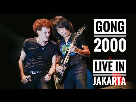 Gong 2000 - Rindu Damai (Live in Jakarta)