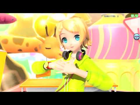 [Playlist] Kagamine Rin songs