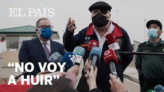 Las declaraciones de VILLAREJO tras abandonar la CÁRCEL