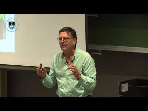 Dr Kevin Winter delivers Cape Town water crisis lecture