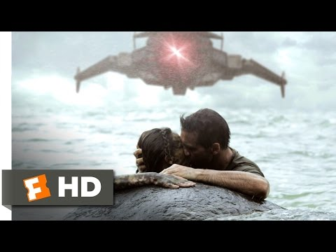 AE: Apocalypse Earth (2013) - River Rescue Scene (9/10) | Movieclips