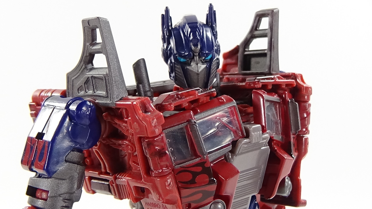 transformers takara movie mb 01 optimus prime en espa ol youtube. Black Bedroom Furniture Sets. Home Design Ideas