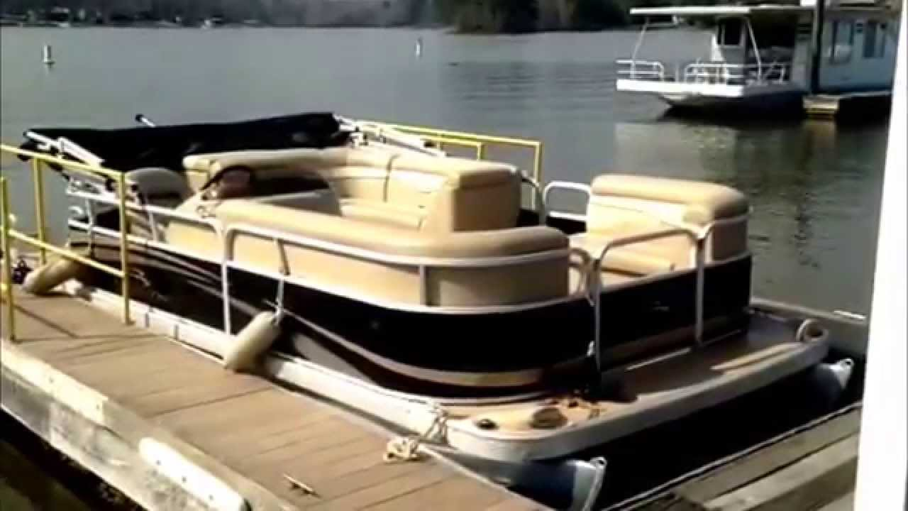 2013 Bennington SL20 Pontoon for Sale Wateree Marina Camden Lancaster  Columbia Charlotte Boat Dealer