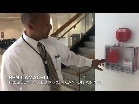 Akron-Canton Airport installs emergency overdose kits - News