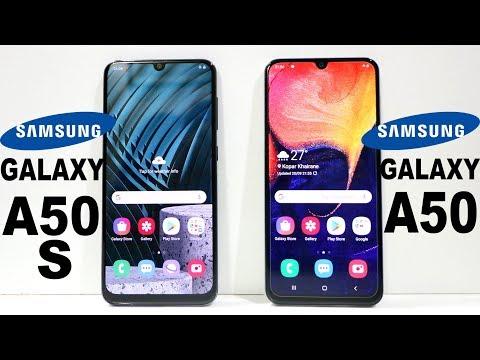 Samsung Galaxy A50S Vs Galaxy A50 Speed Test